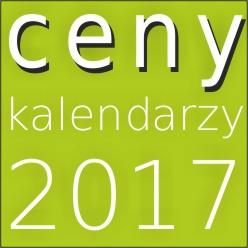 Ceny kalendarzy 2017 2